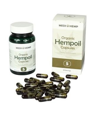 CBD-capsules Medihemp