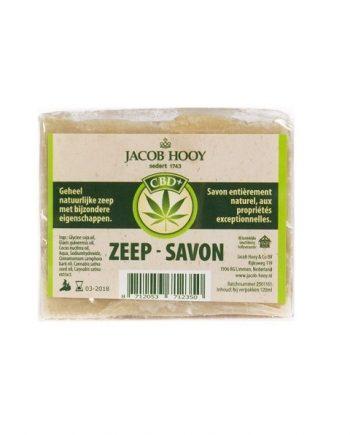 CBD-zeep Jacob Hooy