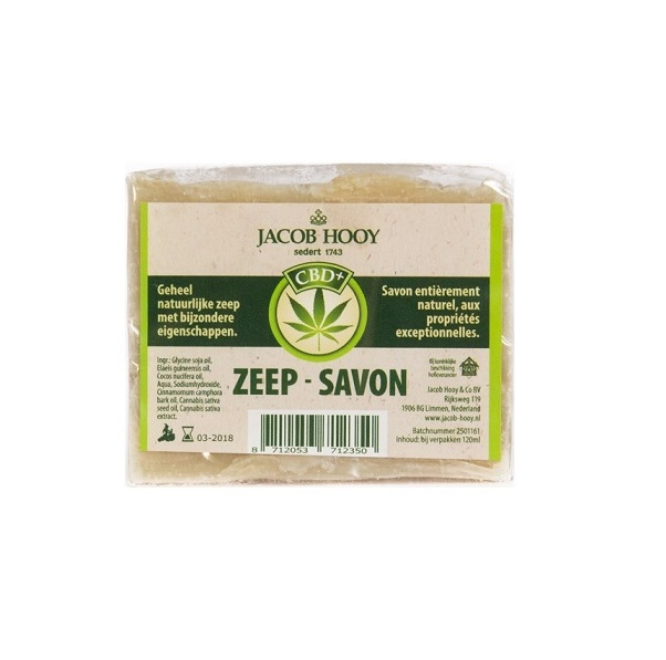 CBD-zeep Jacob Hooy – 120 Ml