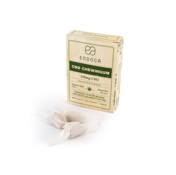 CBD-kauwgom Endoca