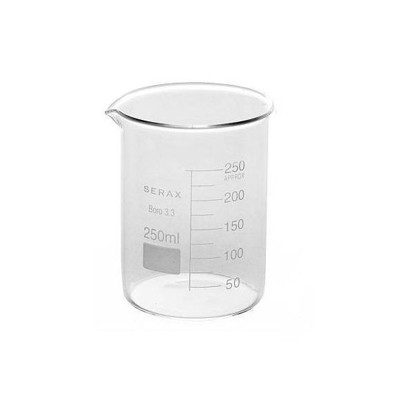 Hittebestendig Bekerglas