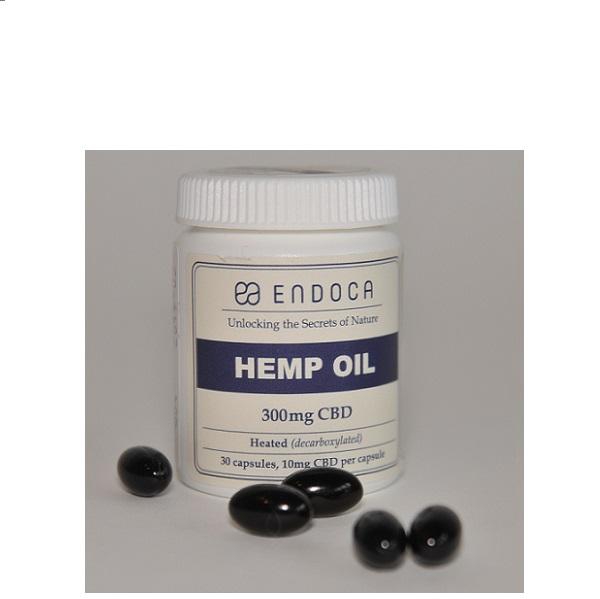 CBD-capsules Endoca