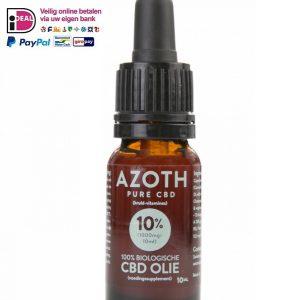 Azoth CBD-olie 10 procent CBD