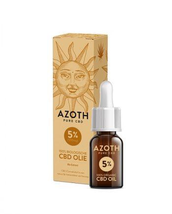 CBD-olie Azoth 5 procent