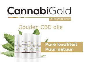 Cannabigold CBD-olie