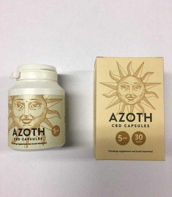 CBD-capsules Azoth