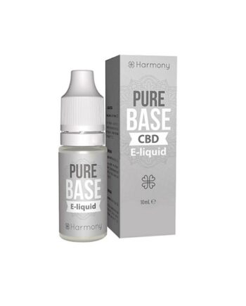 CBD-e-liquid-pure-base-Harmony-100mg-CBD
