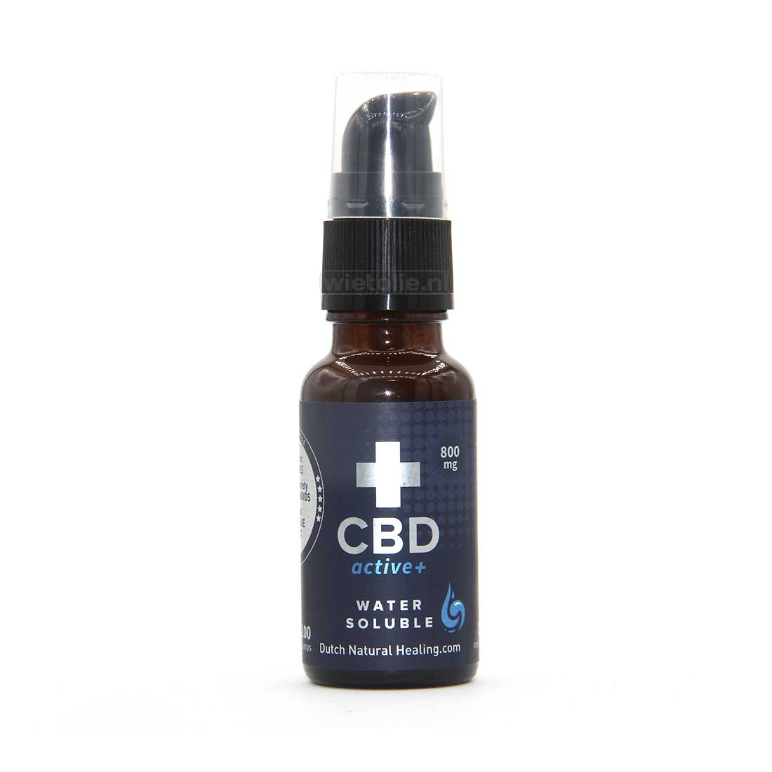 CBD (wateroplosbaar) DNH Active+ – 20 Ml (800 Mg CBD)