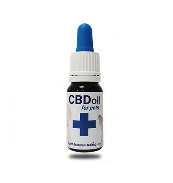 CBD-olie DNH 2% – 10 Ml (huisdier)