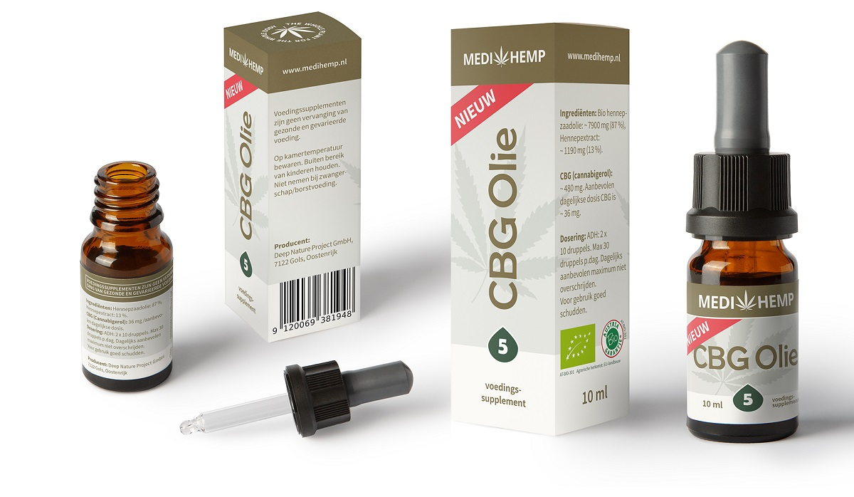 CBG-olie