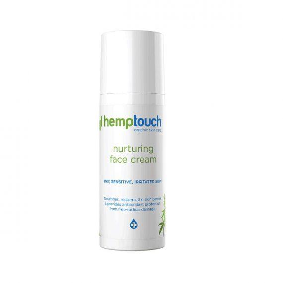 CBD-crème Hemptouch 50 ml I Verzorgende gezichtscrème