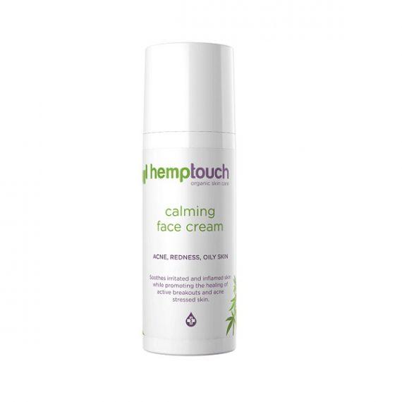 CBD-crème Hemptouch 50 ml Kalmerende gezichtscrème