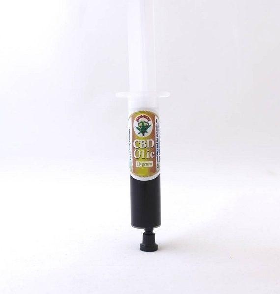 CBD-olie Spuit 1,8%