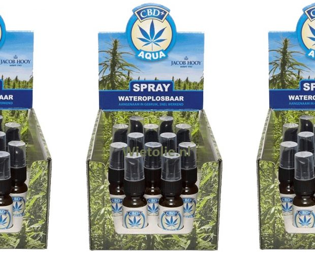 CBD-spray