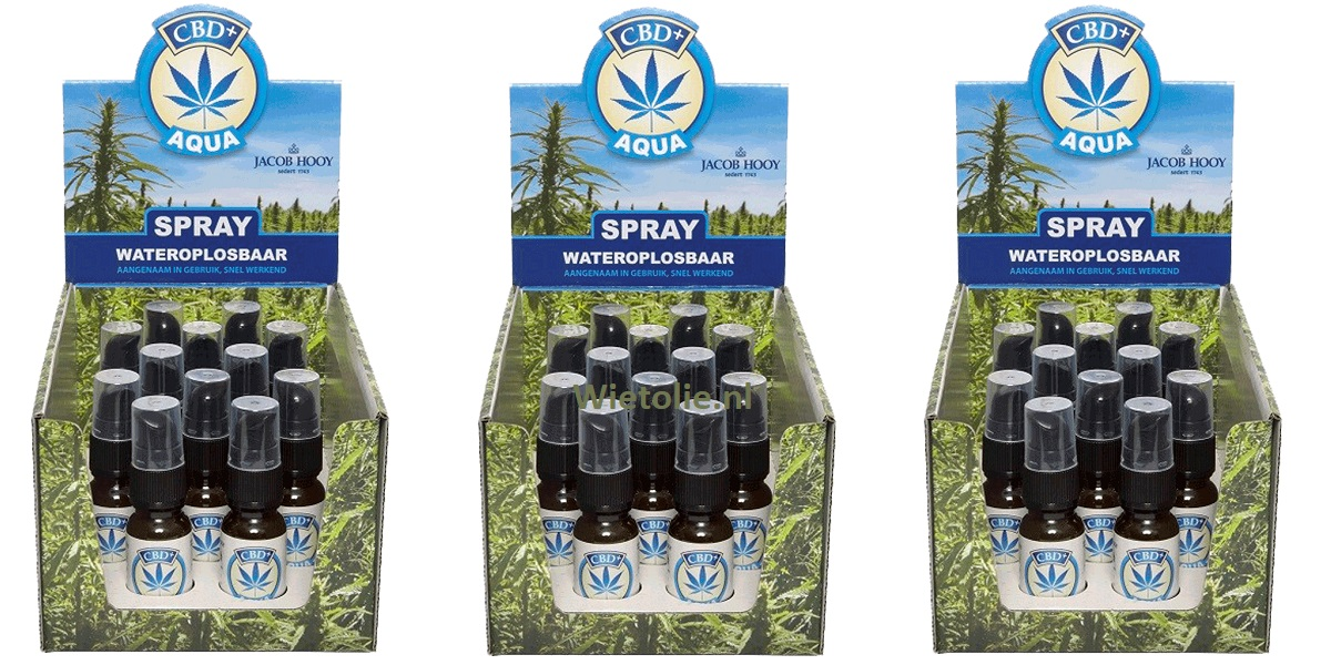 CBD-spray