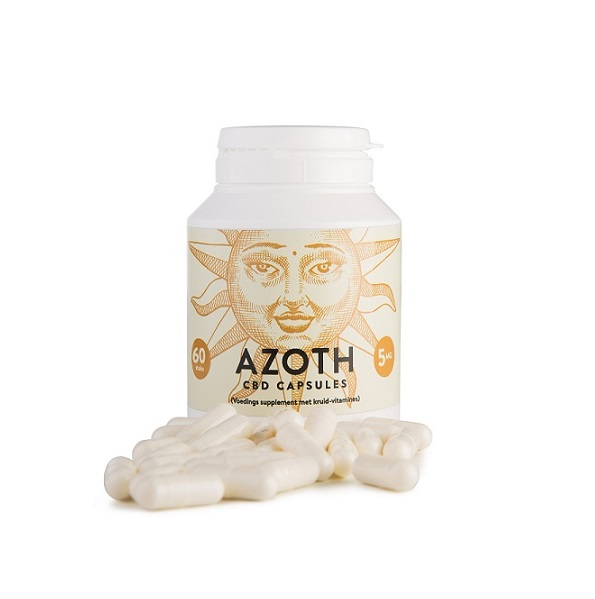CBD-capsules Azoth – 300 Mg