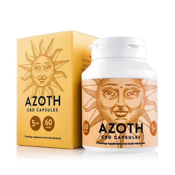 Azoth Capsules