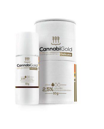 Cannabigold CBD-olie Delicate 11 ml