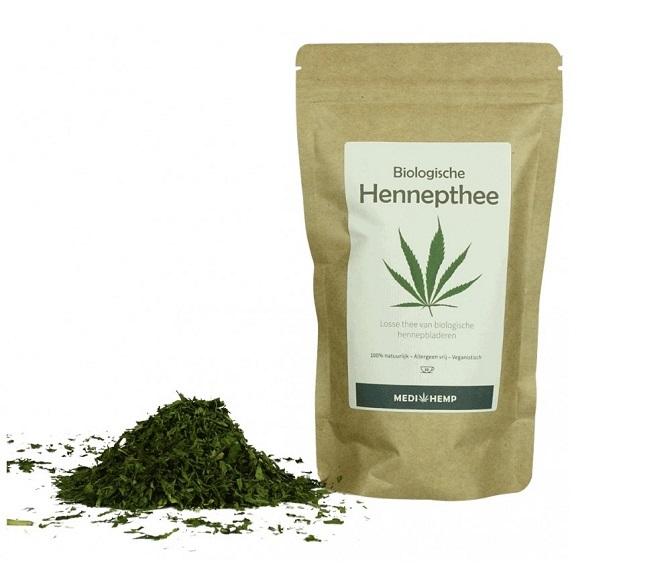 Hennepthee Medihemp (bevat Geen CBD)