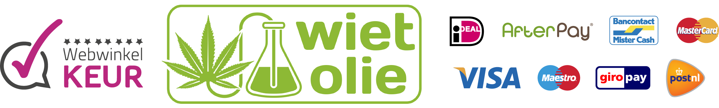 Wietolie.nl I De ruimste keus in CBD-olie!