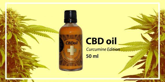 BD-oil curcumine edtition 50 ml
