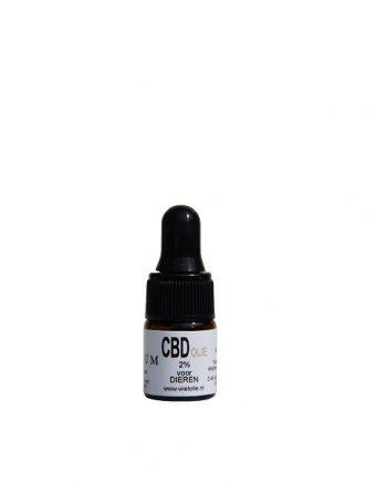 CBD-olie voor dieren Signum