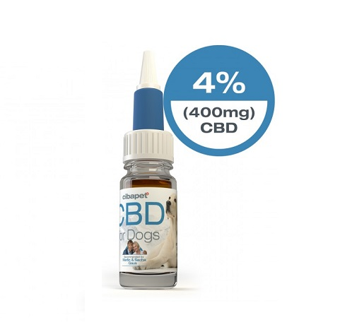 Cibapet CBD-olie Voor Honden