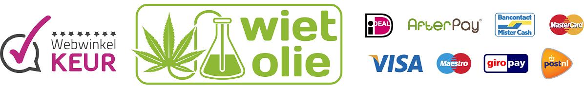 Wietolie online shop – Gratis verzending vanaf 25 euro!