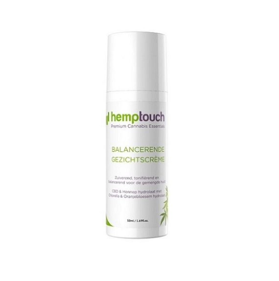 CBD-crème balancerend Hemptouch 50 ml