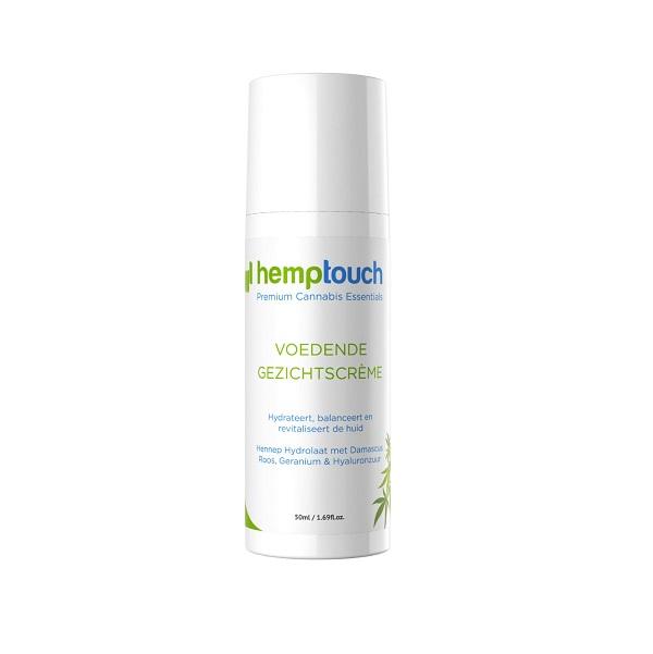 CBD-crème Hemptouch – 50 Ml I Voedende Gezichtscrème