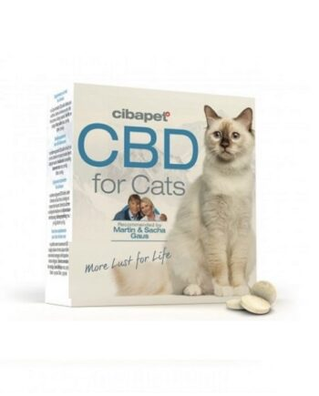 Cibapet CBD-pastilles voor katten