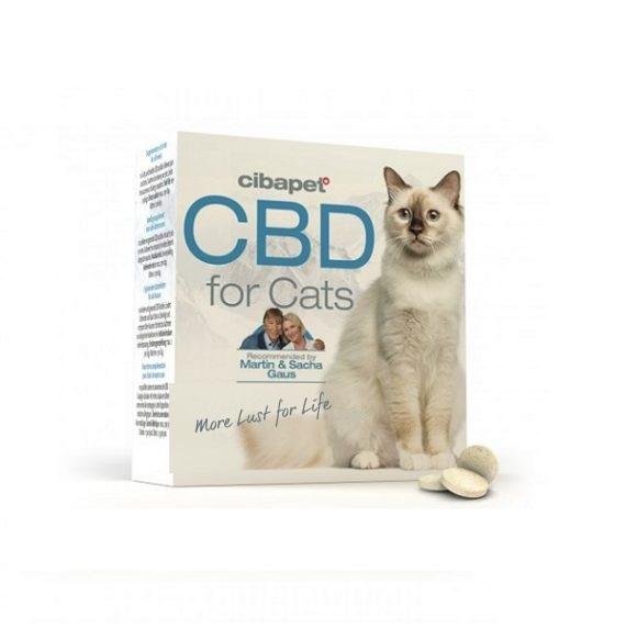 CBD-pastilles Cibapet (katten)
