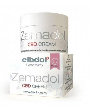 Zemadol CBD-creme Cibdol