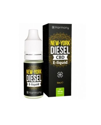 CBD-e-liquid-new-york-diesel-Harmony-300mg-CBD