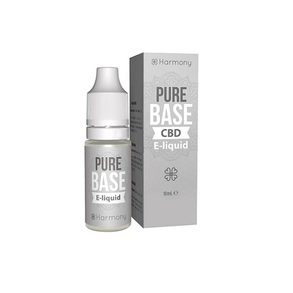 CBD E-liquid Harmony – Pure Base – 300 Mg CBD