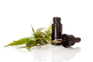 Biologische THC-olie