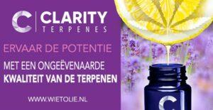 Clarity terpenen