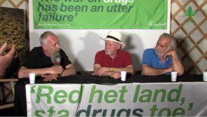 Voorvechters wietolie Rinus Beintema Rick Simpson en Wernard Bruining