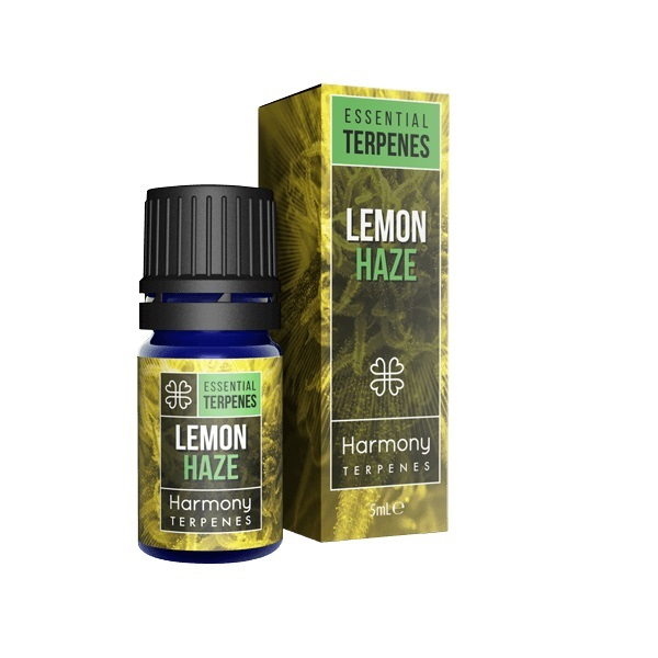 Terpenen Extract Van Harmony – Lemon Haze – 5 Ml