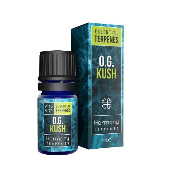 Terpenen Extract Van Harmony – OG Kush – 5 Ml