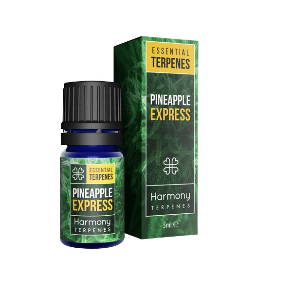 Terpenen Extract Van Harmony – Pineapple Express – 5 Ml