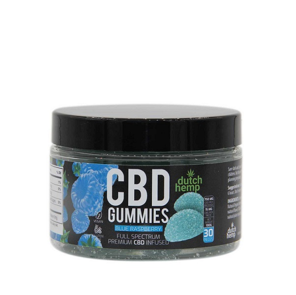 CBD-gummies Dutch Hemp – 750 Mg