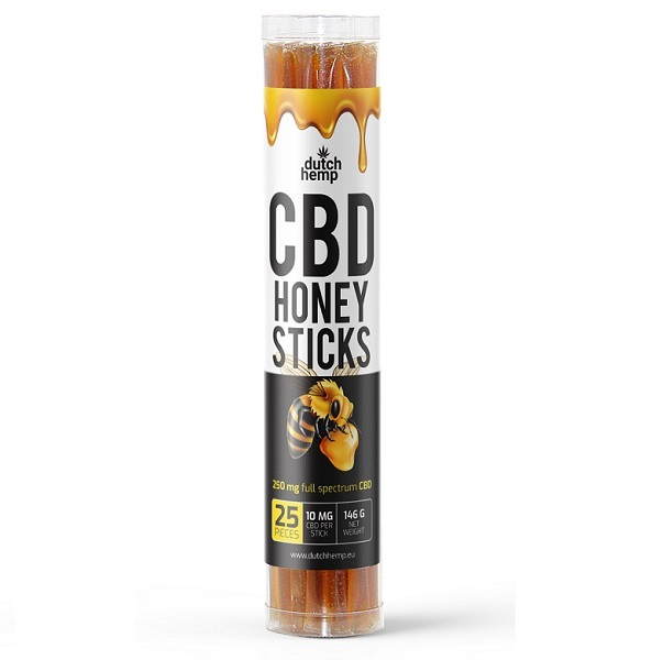 CBD honingsticks